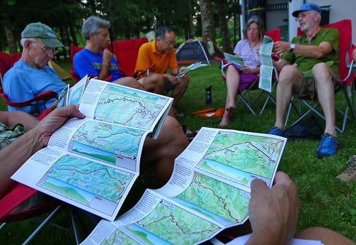 Randle map meeting Washington Cascades_0356