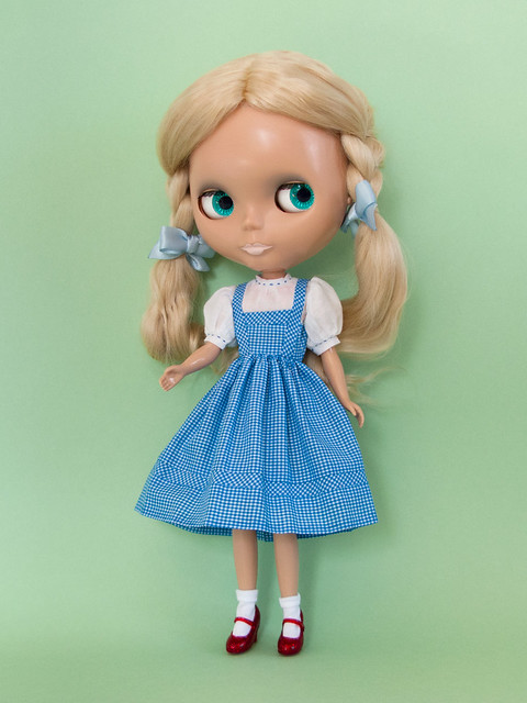 "Almond Milk is ""Malibu Dorothy"""