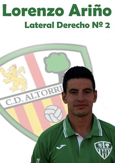 Lorenzo Ariño Tomás (Temporada 2014/2015)
