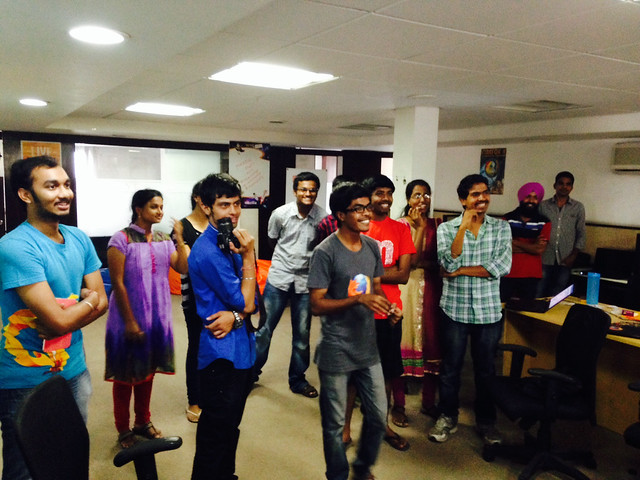 Image thanks to Mozilla Club Hyderabad