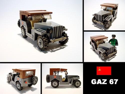 ГАЗ-67(GAZ-67)