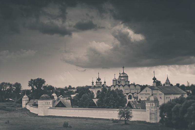 Suzdal. August, 2014