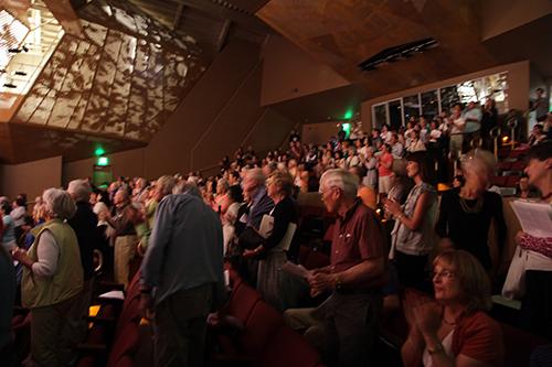 Full hall