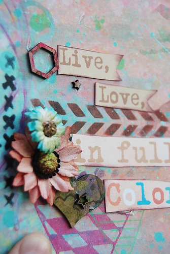 live love title close
