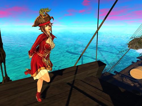 Fantasy Gatcha Carnival Pirate 1