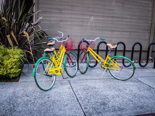 Google Bikes
