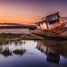 Point Reyes Sunset, CA