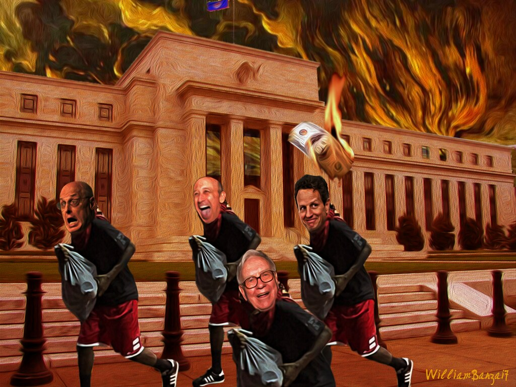 The REAL Looting Is Happening On Wall Street … Not In Ferguson 14756972148_b9a6420d48_b
