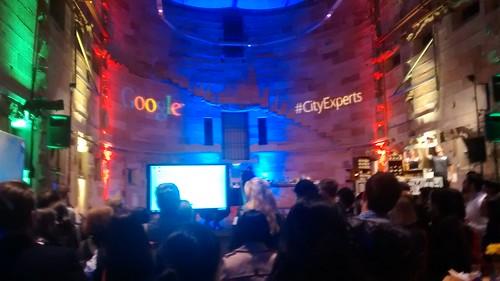 Google #cityexperts event - Sampling Sydney