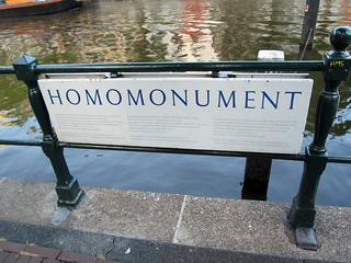 Homomonument アムステルダム 近く の画像. gay monument netherlands amsterdam spring 2014