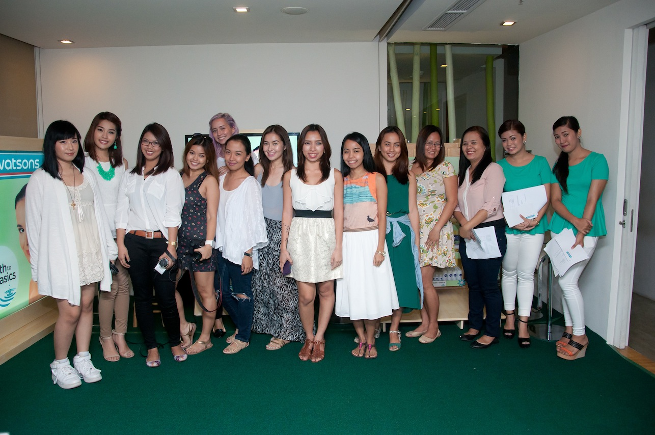 watsons-bath-to-basics-bloggers-event