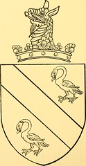 "Image from page 203 of ""Pedigrees recorded at the visitations of the county palatine of Durham made by William Flower, Norroy king-of-arms, in 1575, by Richard St. George, Norroy king-of-arms, in 1615, and by William Dugdale, Norroy king-of-arms, in 1666"""