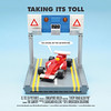 BricksBen - LEGO ERP Gantry Singapore with F1 Racer and Road - Movie Poster