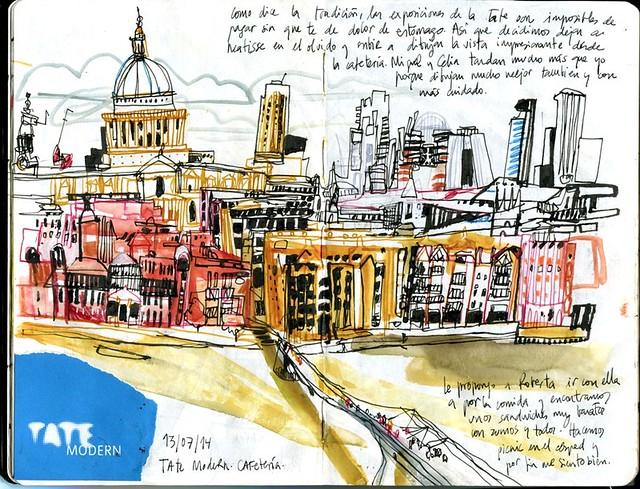 Londres Julio 2014
