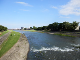 犀川|Sai River