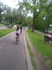 5wesley bike ride