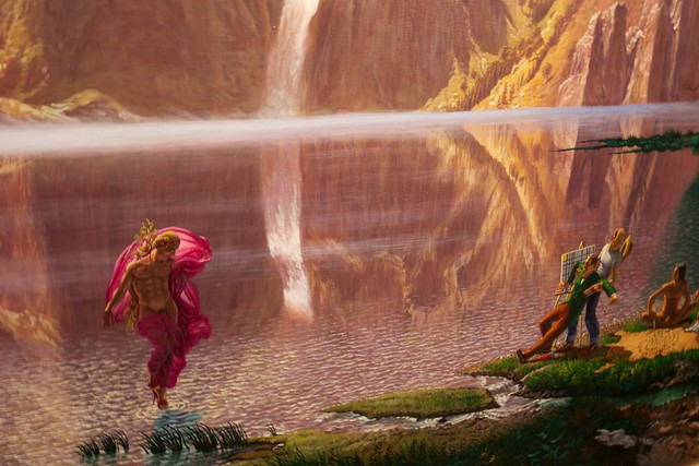 Kent Monkman -- at the Montreal Museum of Fine Arts