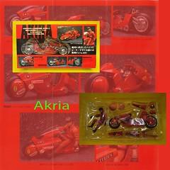 #akria racing figure #racing #figure #motorcycle #sporting #toy #comic