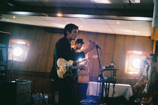 Panache NXNE Bruise Cruise with Mac DeMarco, Calvin Love, Walter TV, and guest Juan Wauters