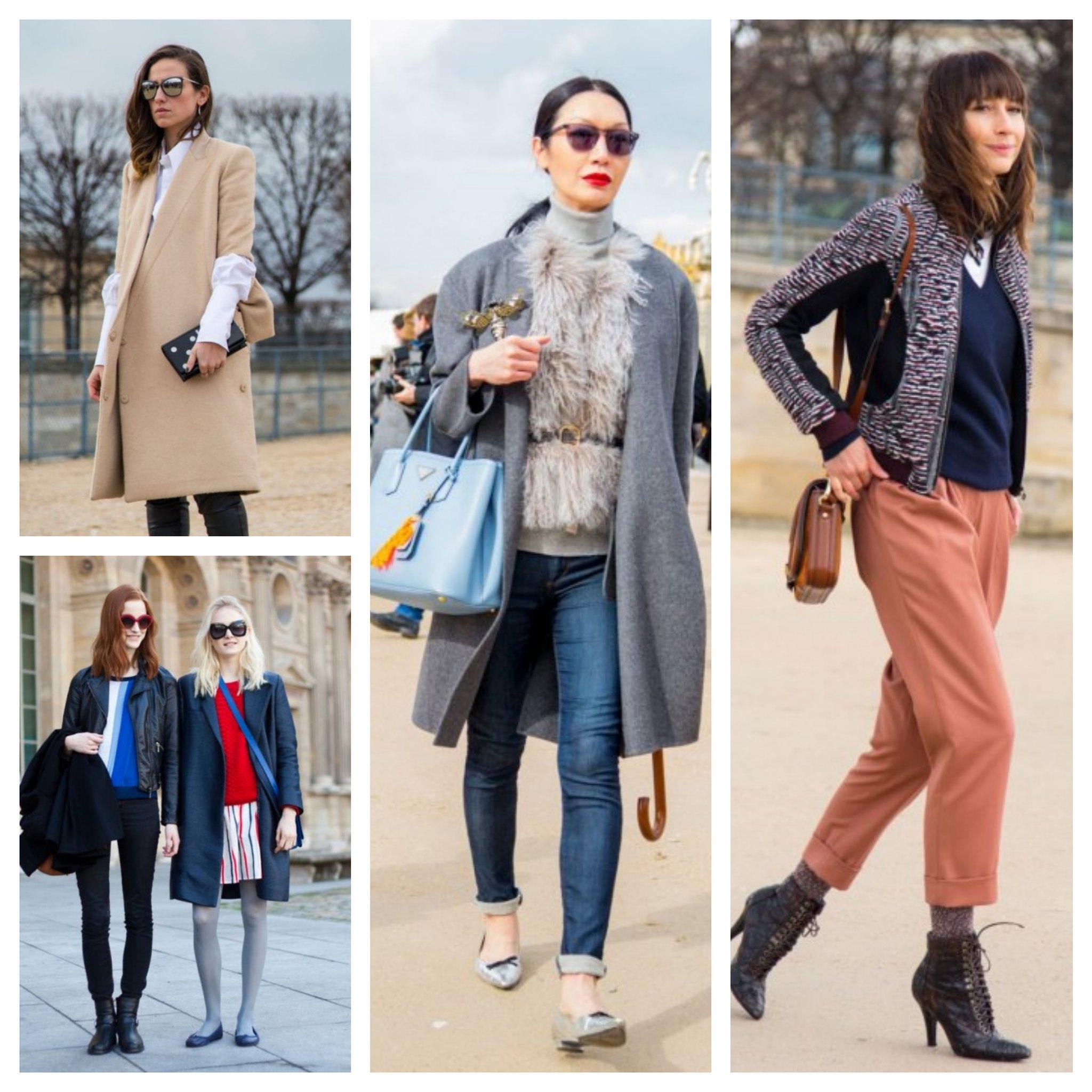 Paris fashion week autumn/Winter 2014