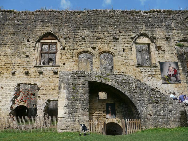 castillo Villandraut