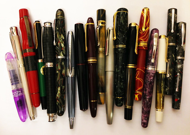 Currently Inked: August 8.2014