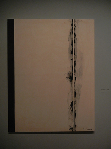 DSCN0002 _ The Stations of the Cross_ Lema Sabachthani, 1958-66, Barnett Newman, NGA at De Young