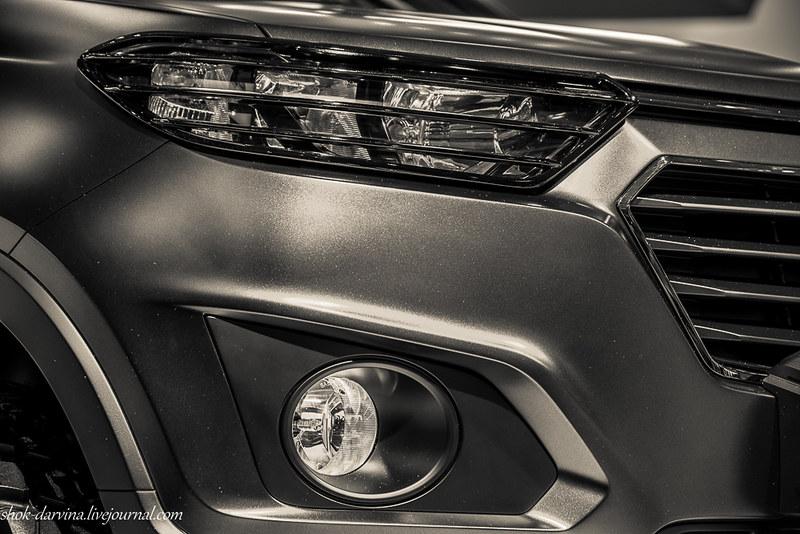 Шевроле Нива развенчивает мифы! Chevrolet-17