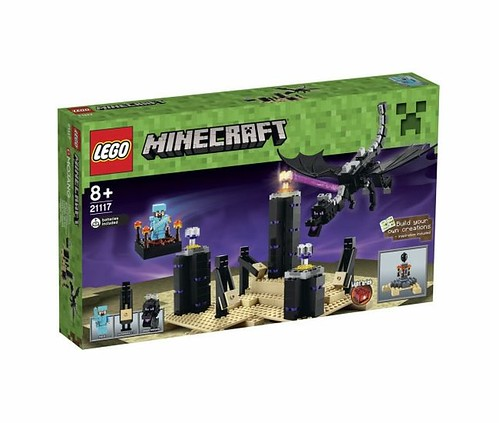 LEGO Minecraft 21117 The Ender Dragon BOX