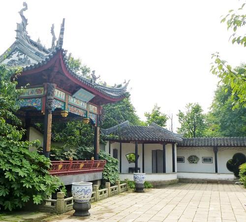 Jiangsu-Tongli-Pagode de la Perle (17)