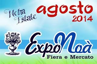 Noicattaro. Expo Noà front