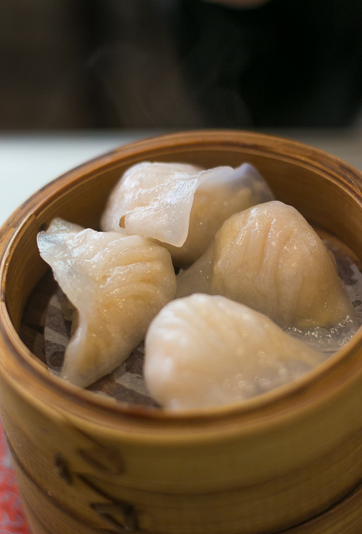 Tricotin Dim Sum in Paris
