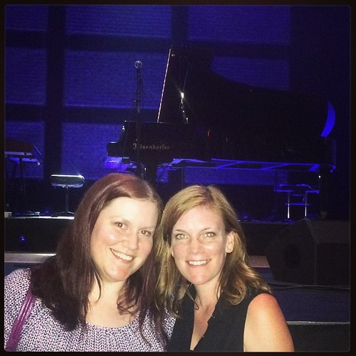 A sisters night out with Tori Amos!
