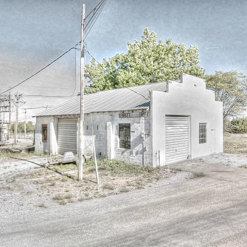 Google Street View - Pan-American Trek - George's Shop