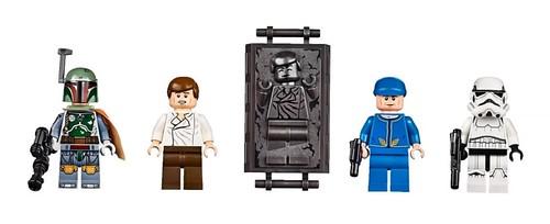 LEGO Star Wars 75060 Minifigures