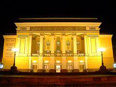 THE ABAI KAZAKH STATE ACADEMIC OPERA AND BALLET THEATRE