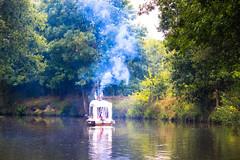 Steamboat ahead !