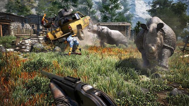 Far Cry 4 PlayStation 4 a