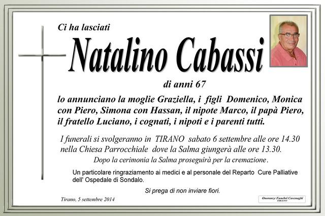 Cabassi Natalino