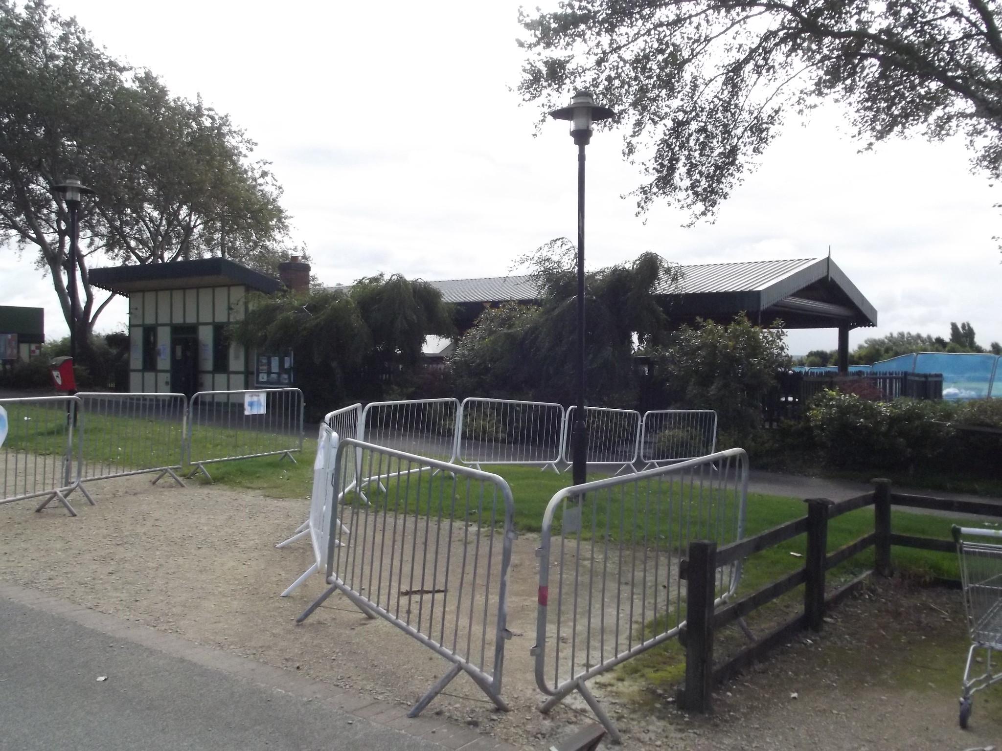 Bourton Vale Car Park