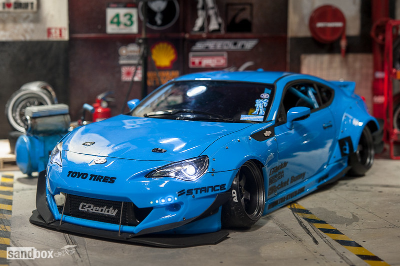 Addiction Rocket Bunny Version 2 Rc Drift 14983071749_e82d54e320_c