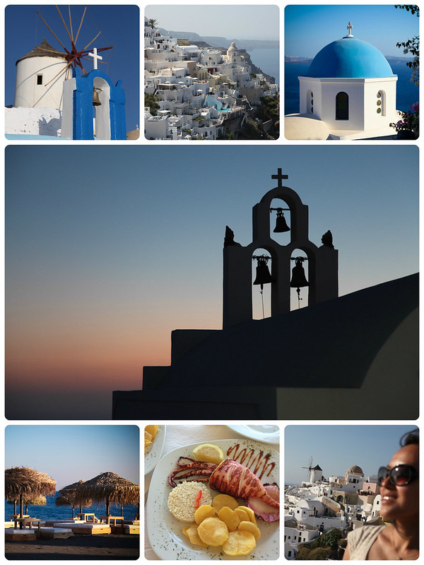 Collage-Greece-Santorini