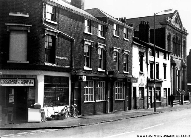 Bradshaw Street to Shipton Street.