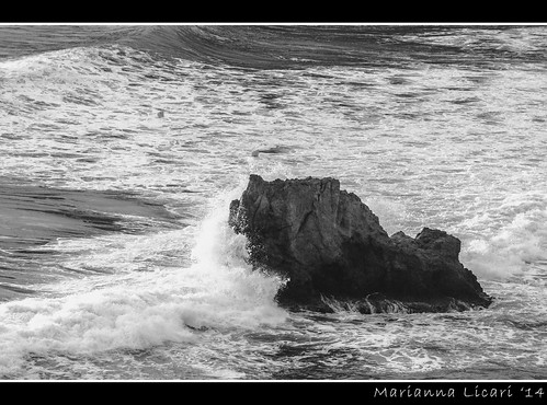 Contro le onde/Against the waves