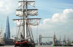 Jantje (6) @ River Thames 09-09-14