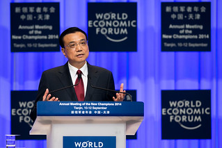 Opening Plenary with Premier Li Keqiang