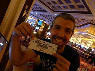 Cashout Voucher Las Vegas