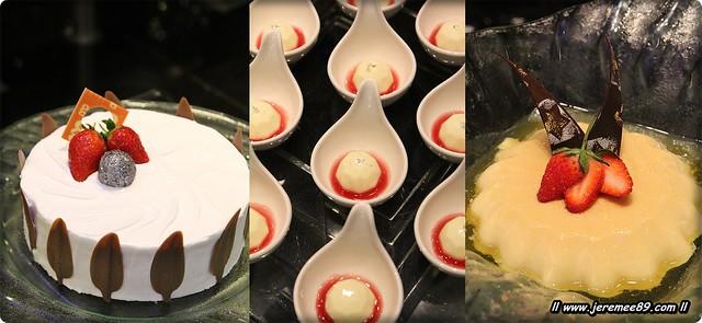 Italian Buffet @ G Cafe - Dessert A
