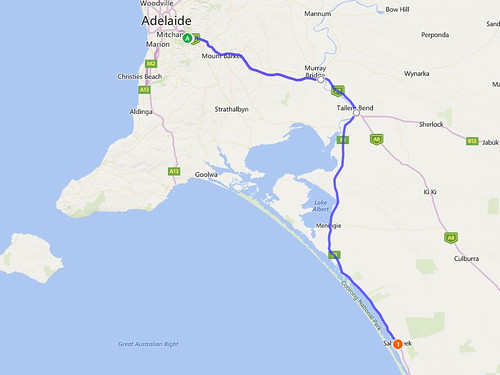 22.Aug.14 Home to The Coorong