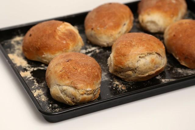 Onion & Caraway Bread